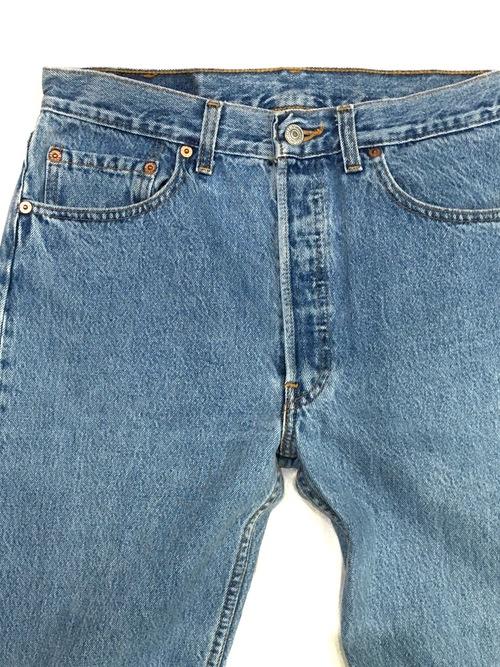 Levi's 501 denim pants