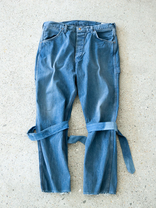orslow meets INK  Painter Bontage Pants for INVENTORY