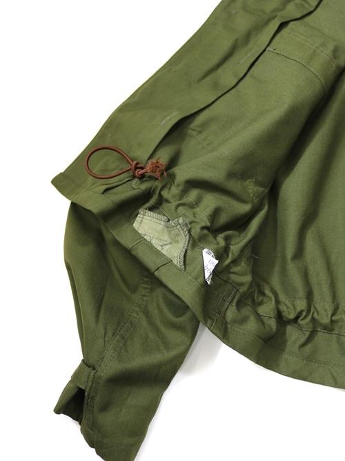 Czech army waterproof blouson (Dead stock)