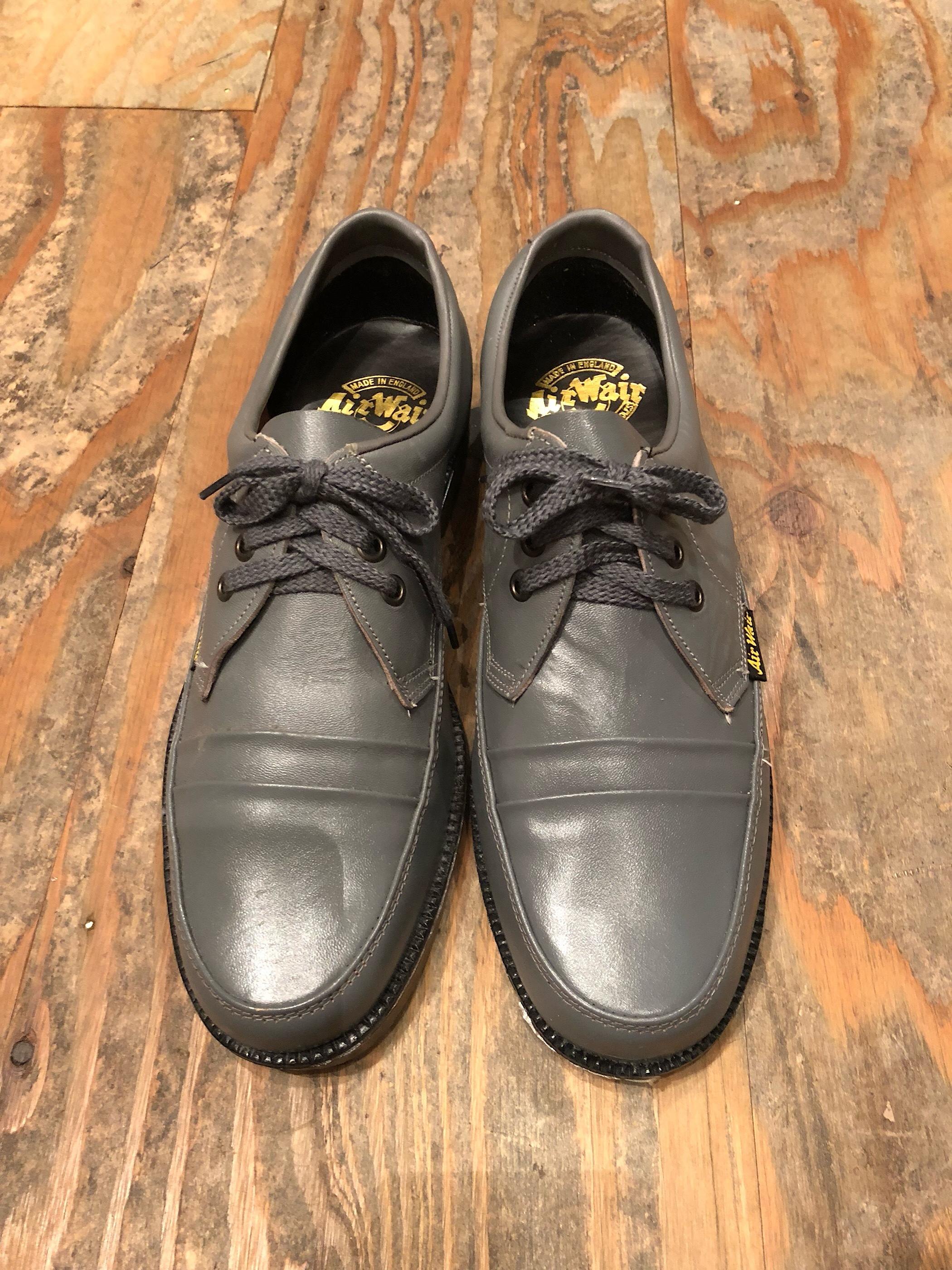 1960s Deadstock Dr.martin leather shoes