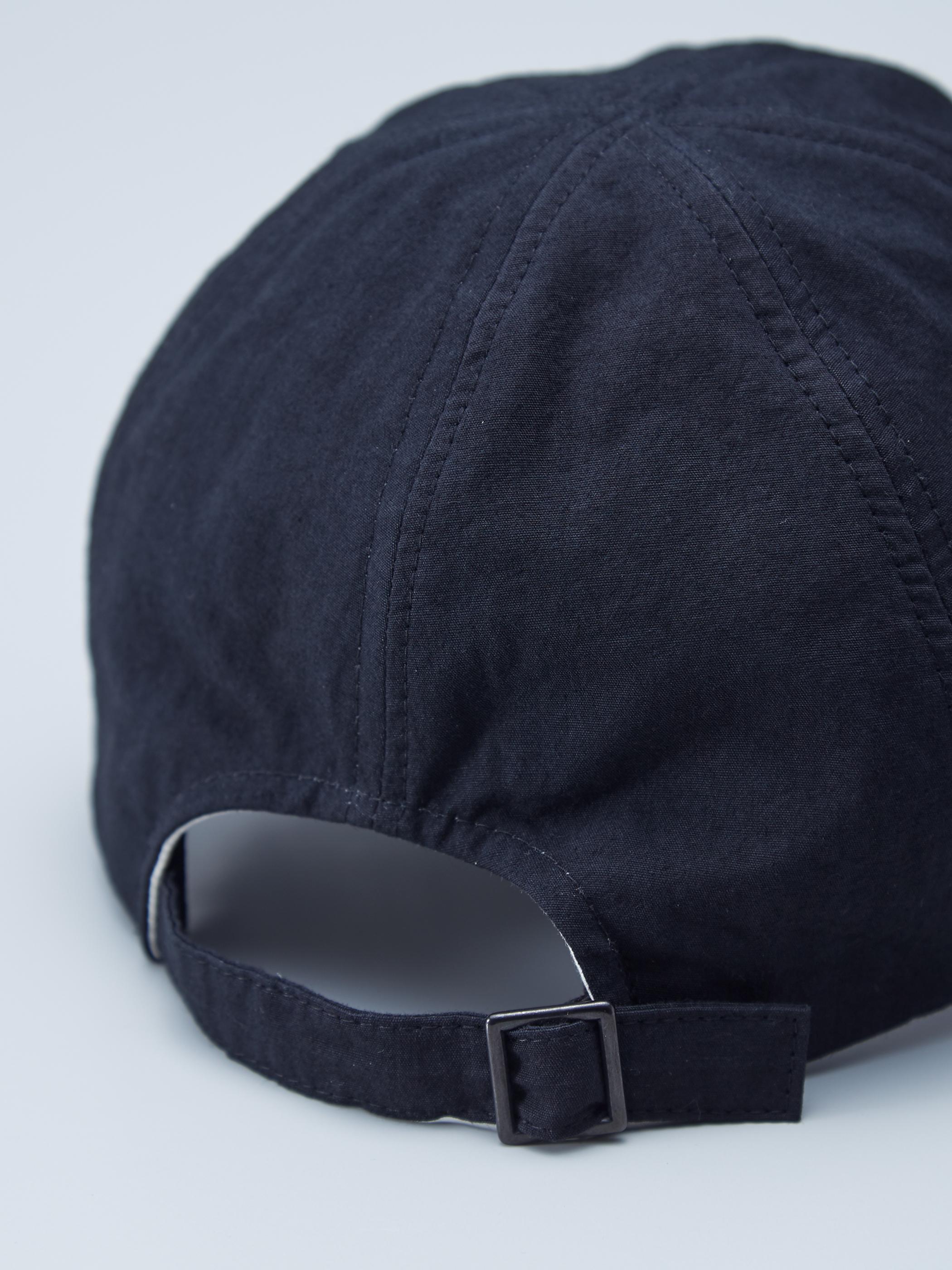 LONG BRIM CAP / ブラック