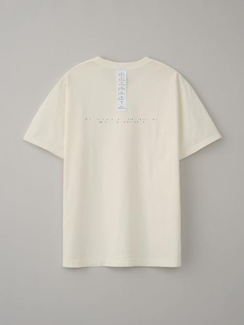 丸胴Tシャツ:Rhizomatiks