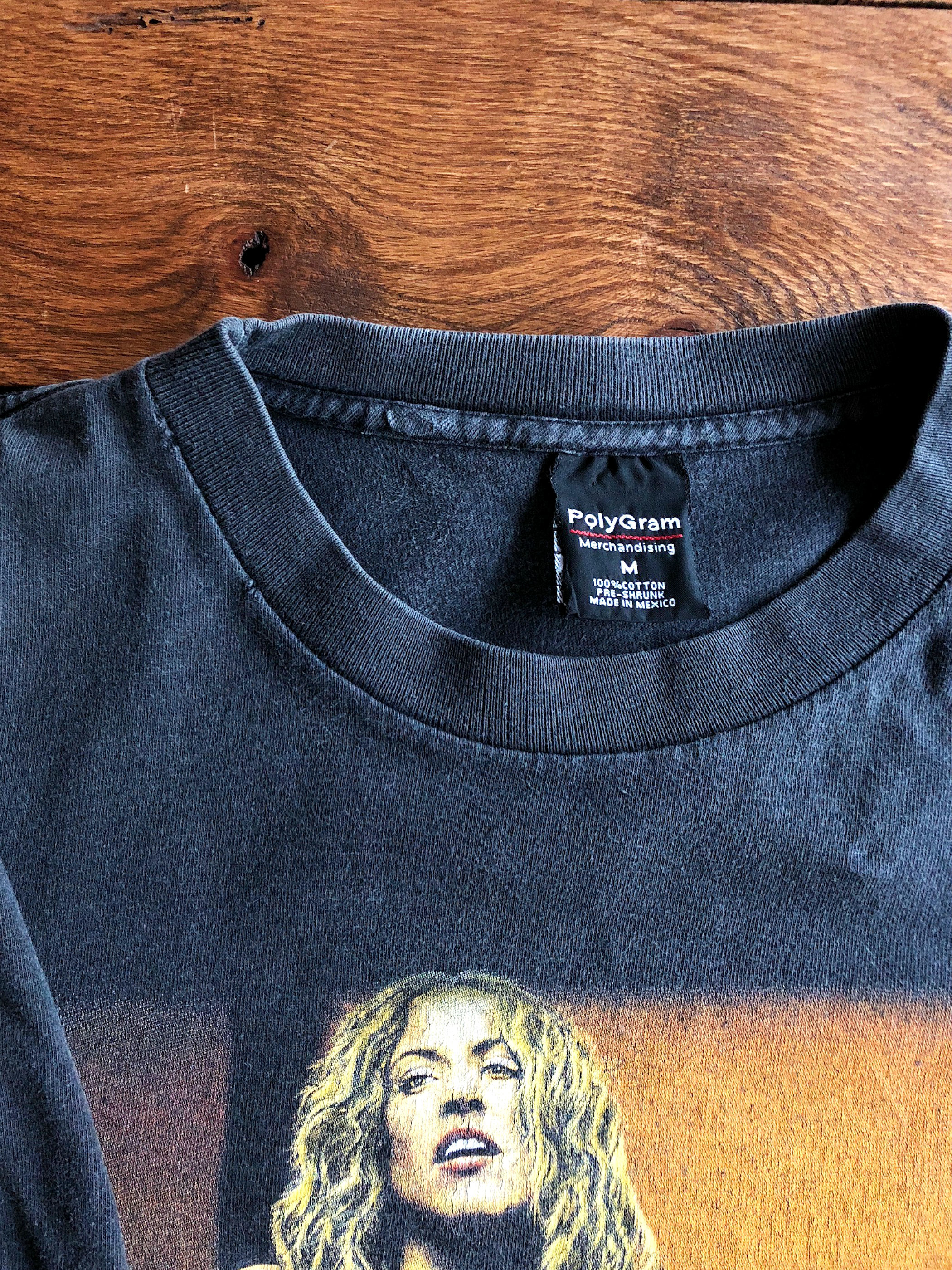 Sheryl Crow/The Globe Sessions 90's T-shirts