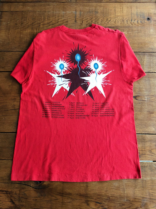 SUGARCUBES/Stick Around For Joy Tour 1992 T-shirt