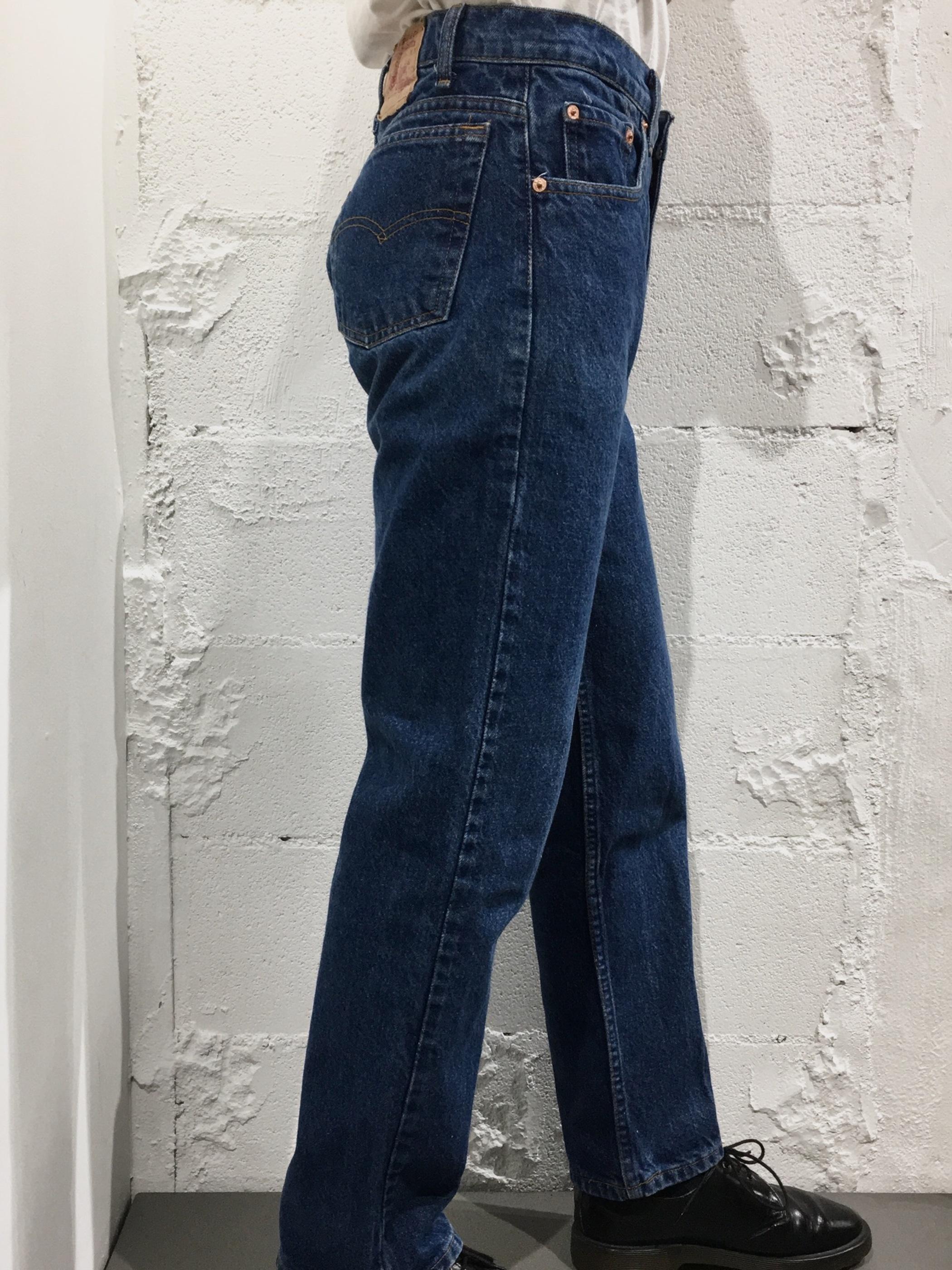 Levi's 505 denim pants