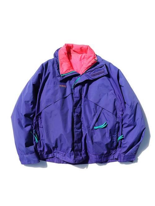 """90's COLUMBIA """"WHIRLIBIRD"""" インターチェンジ レイヤージャケット [L]"""
