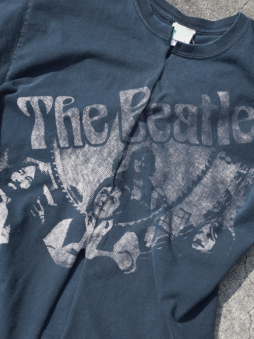 Vintage The Beatles Cutting T-shirt