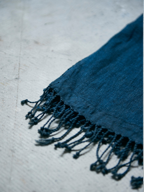 Indigo Shawl -Shade 3- Double