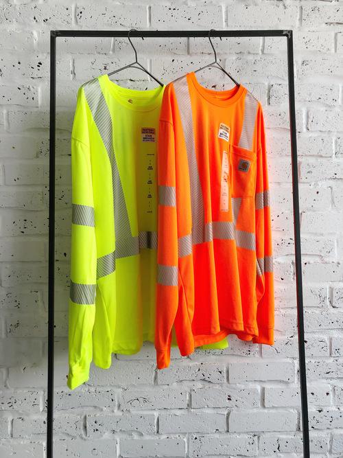 New Carhartt US Product Long Sleeve Shirt