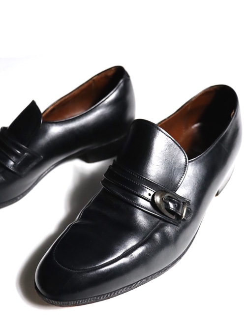 1970~80's Olembetti Strap Loafers