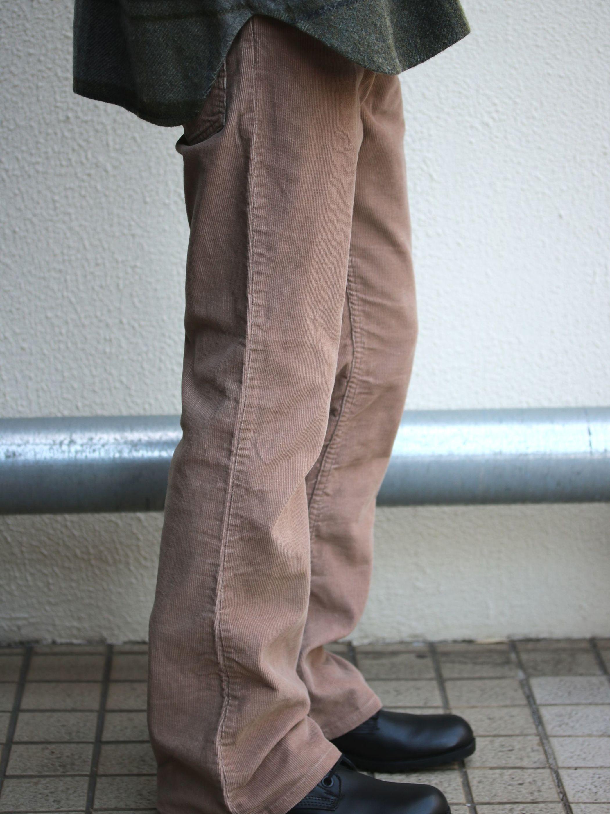 1970s/ Levi's 646 corduroy pants