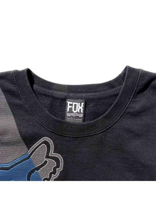 00's FOX RACING プリントスウェット [XL]