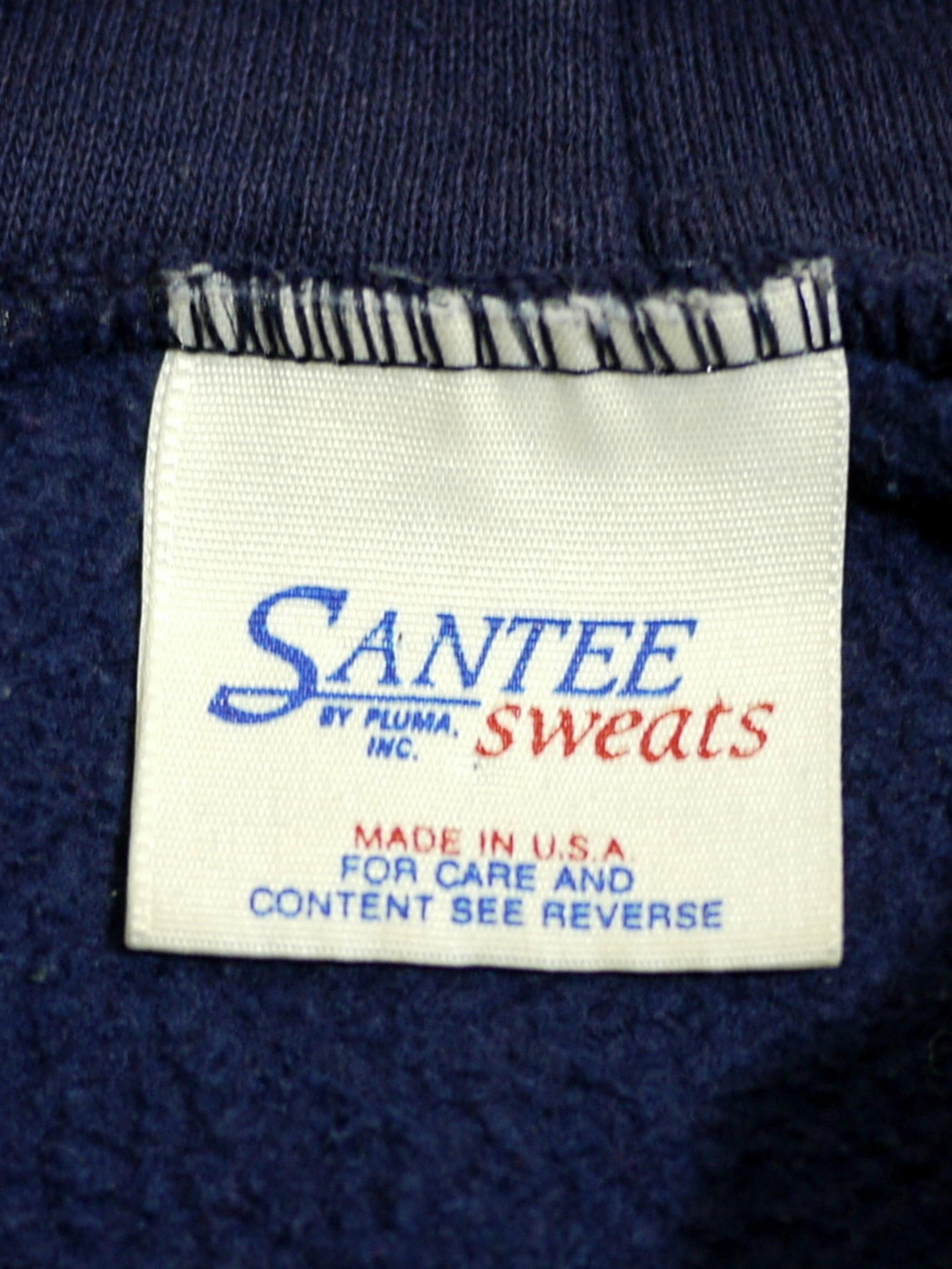 SANTEE SWEAT Sweat parka SizeM