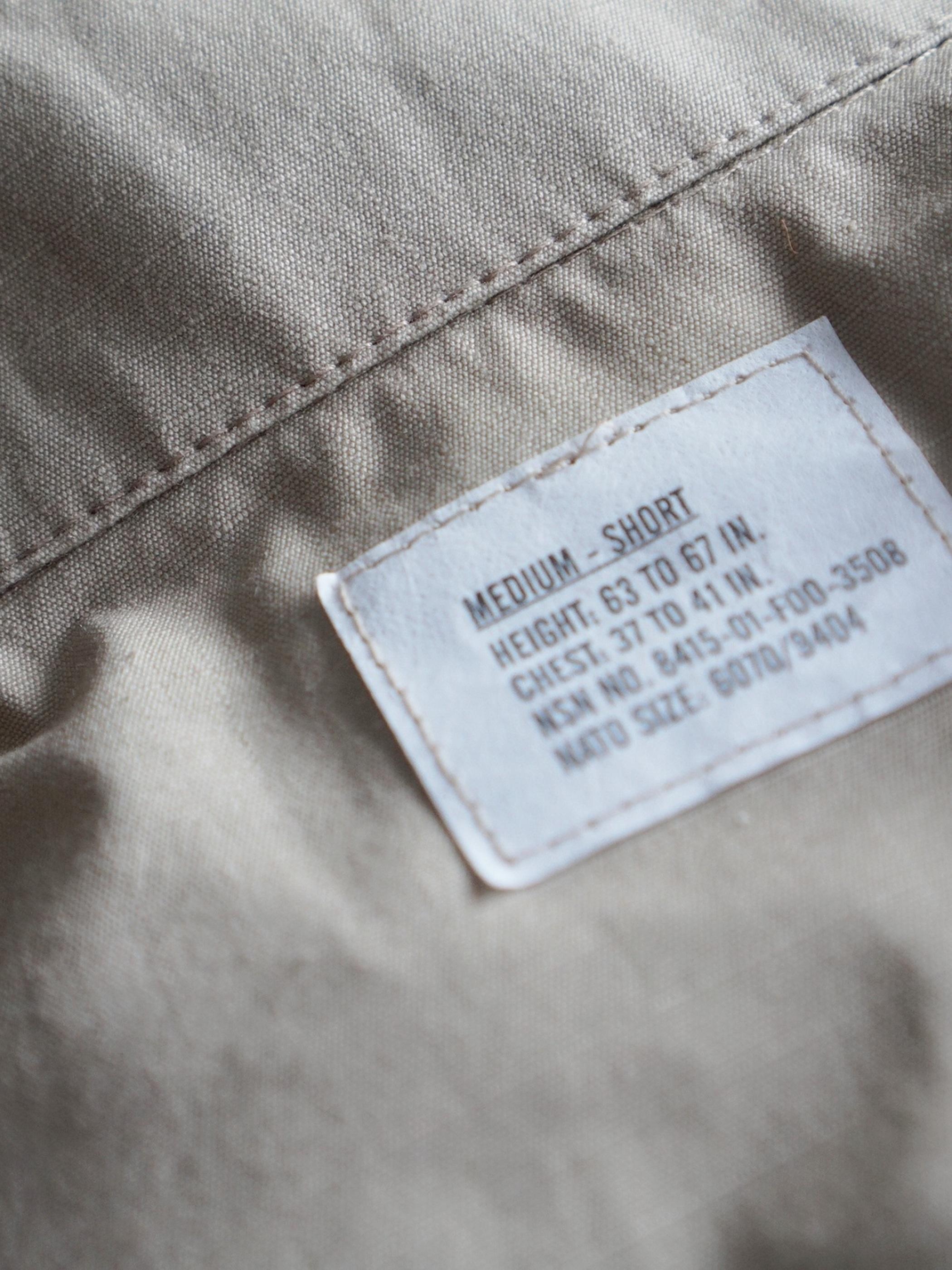 US Military CIVPU(CIVILIAN PROTECTIVE UNIFORM ) Jacket