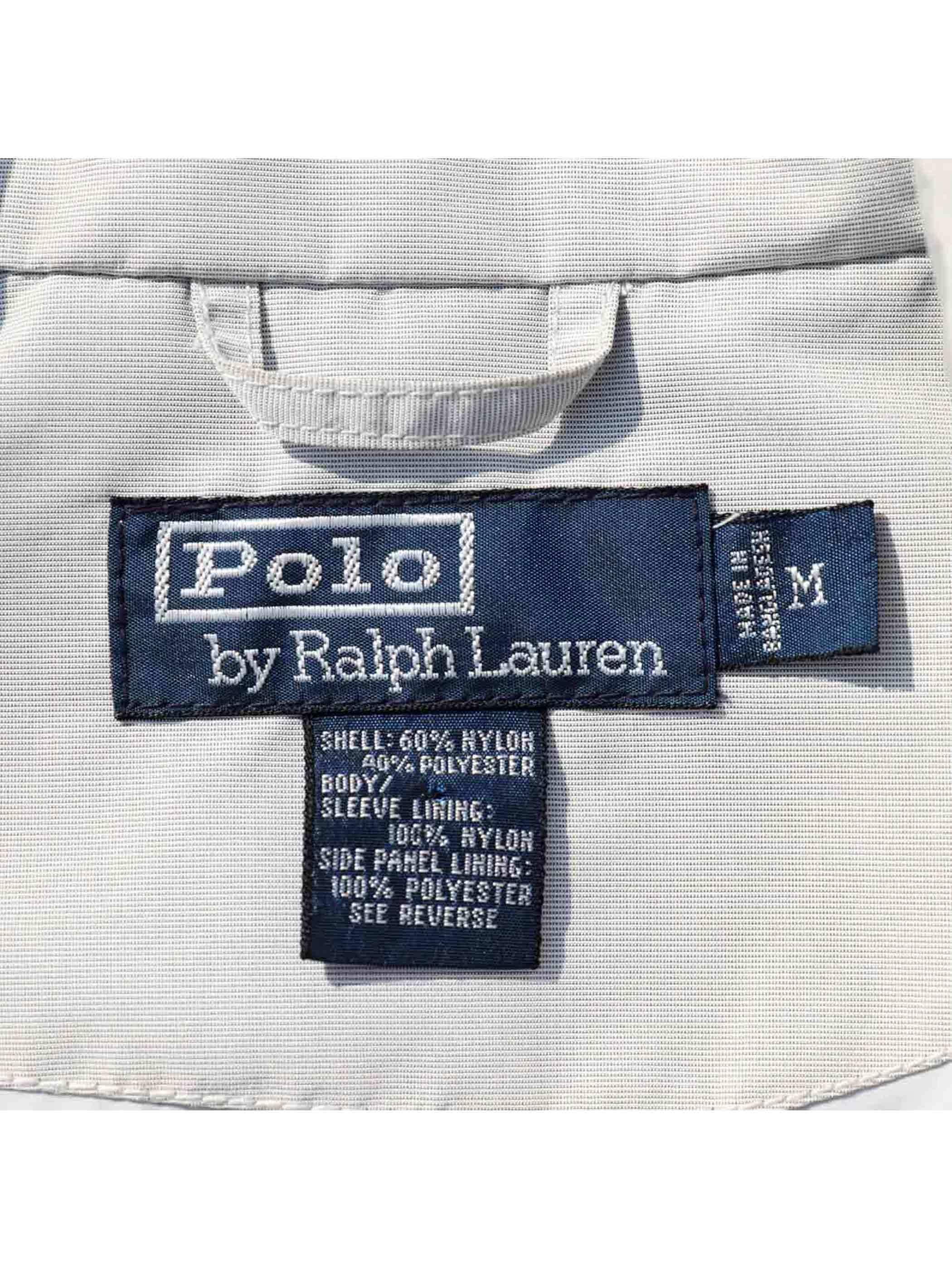 90's~ POLO RALPH LAUREN GORE-TEX ステンカラーコート [M]