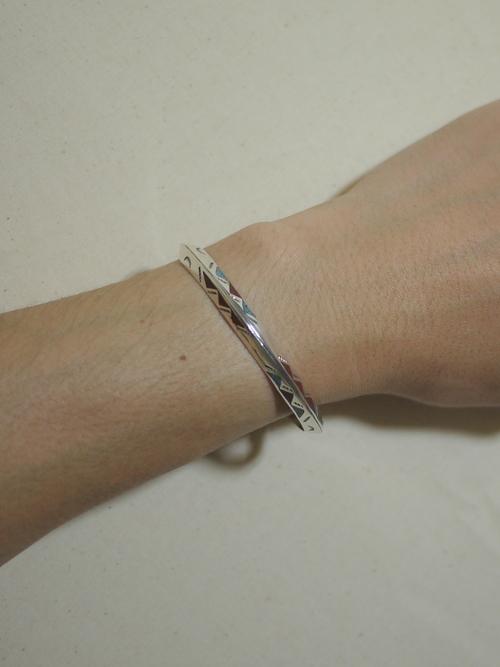 "NAVAJO Bracelet ""Raymond Begay"" #1"