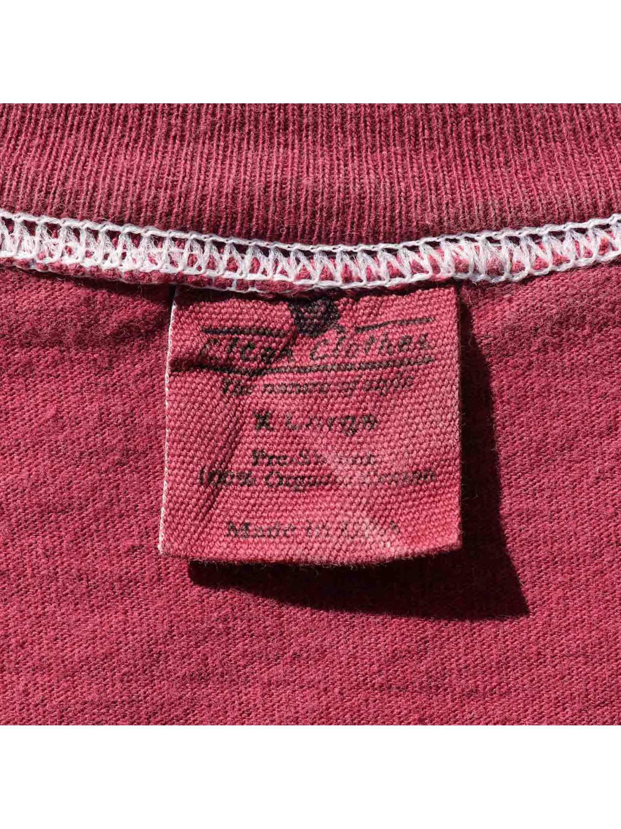 90's TIBETAN FREEDOM CONCERT 1998 USA製 Tシャツ [XL]
