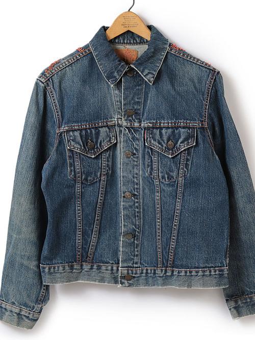 Used /  1960's Vintage / Levi's / 70505 Big-E / Denim Jacket