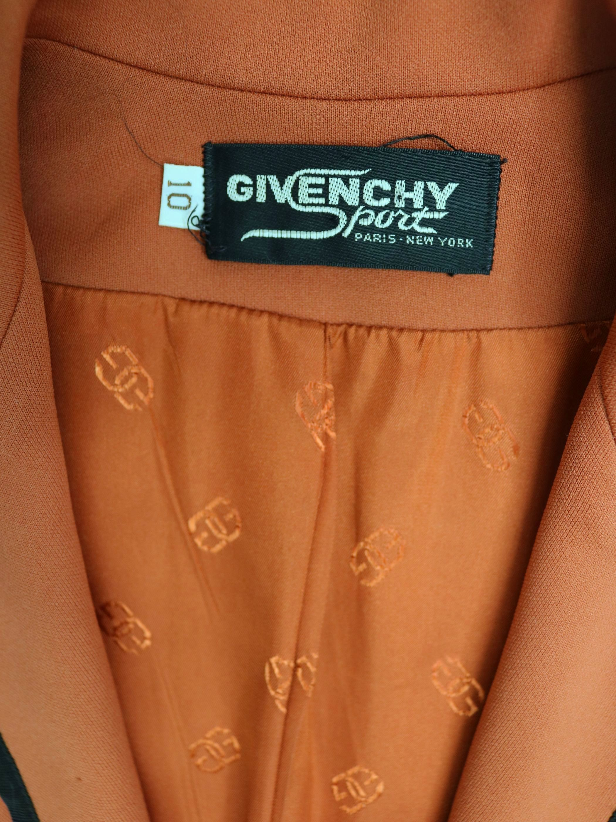 1970's / GIVENCHY Sport Vintage Jacket