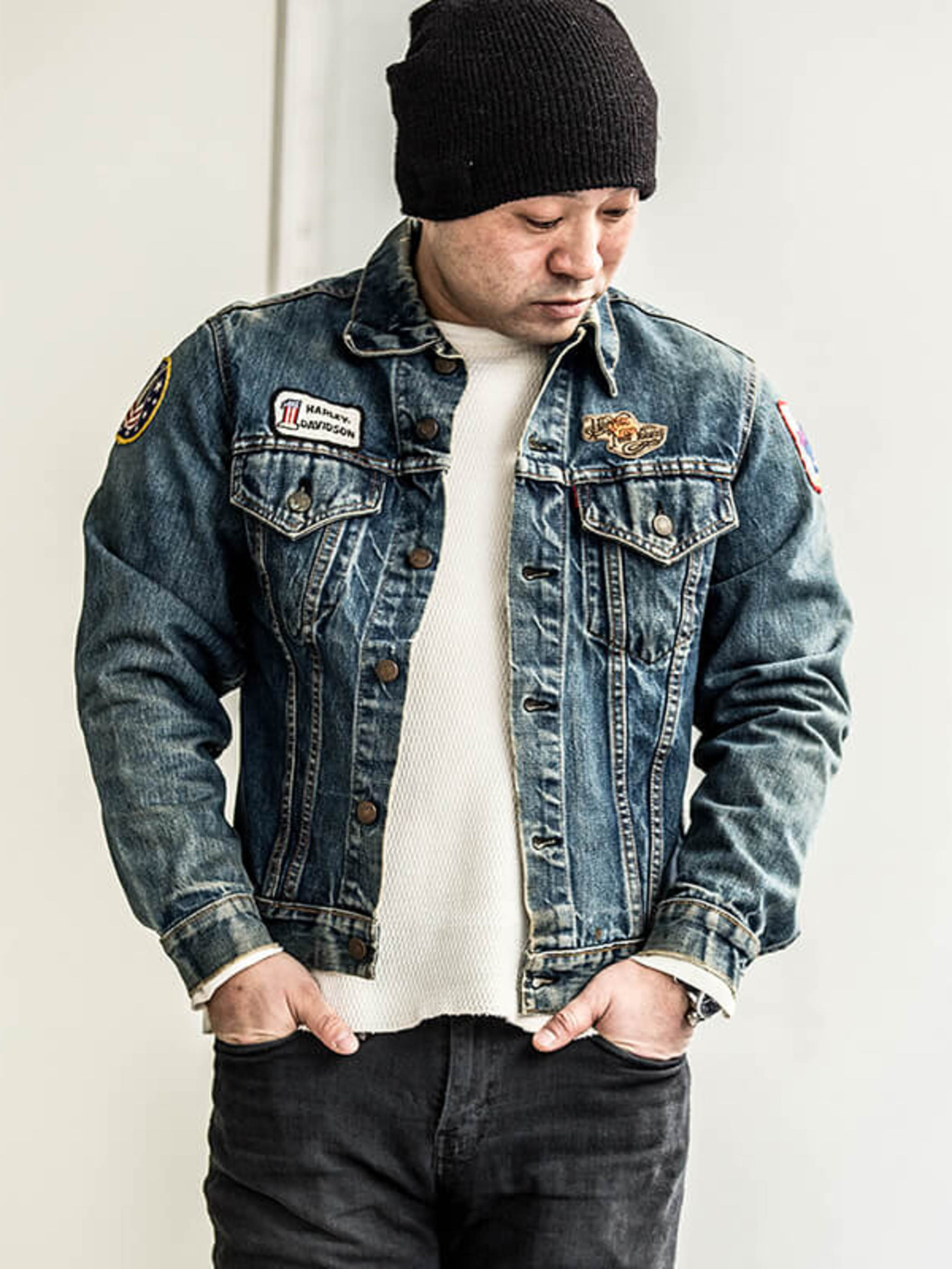 Used / Levi's / 1960's Vintage / 70505 Big E / Denim Jacket