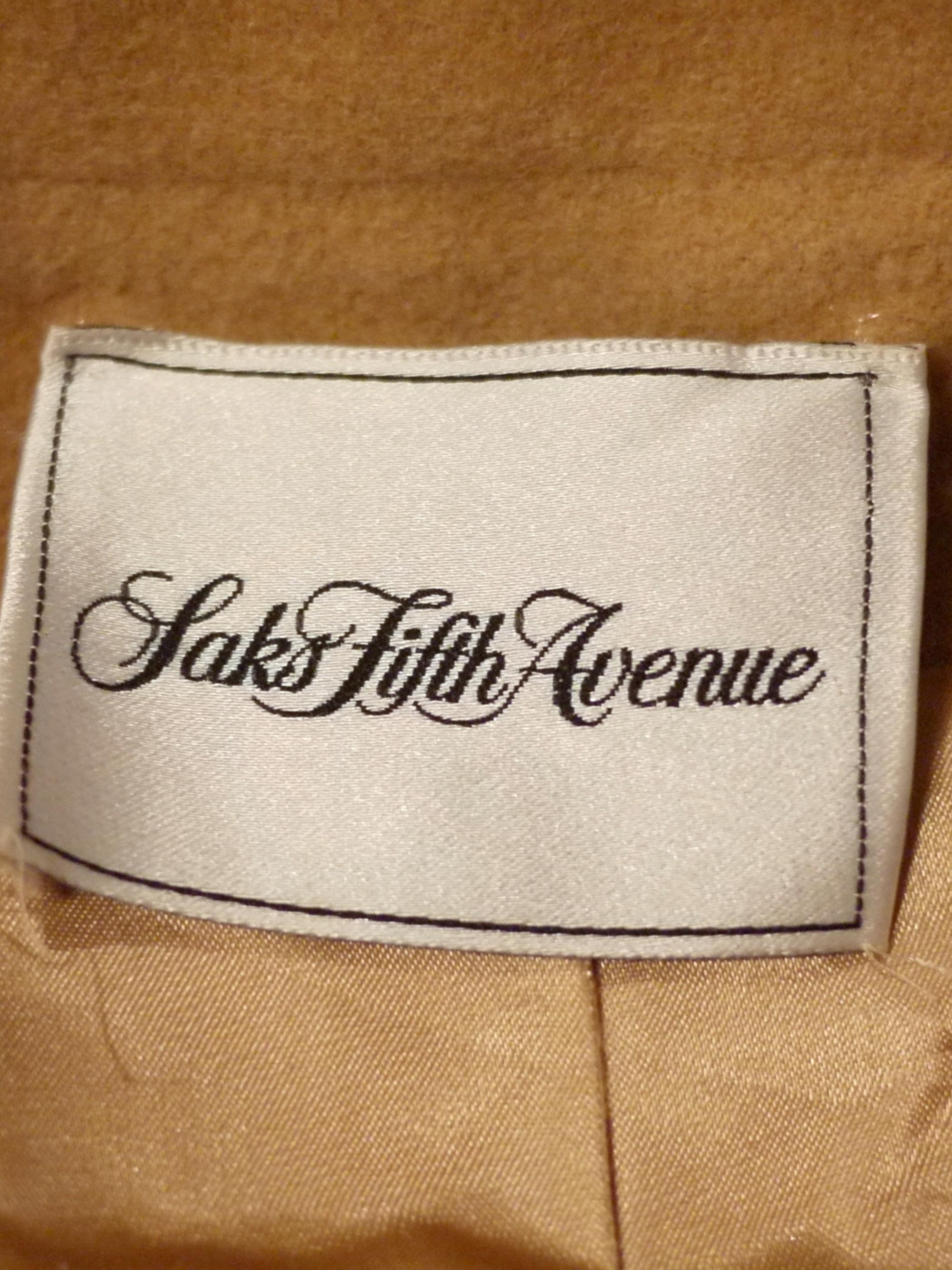 Jaks Fifth Avenue Coat