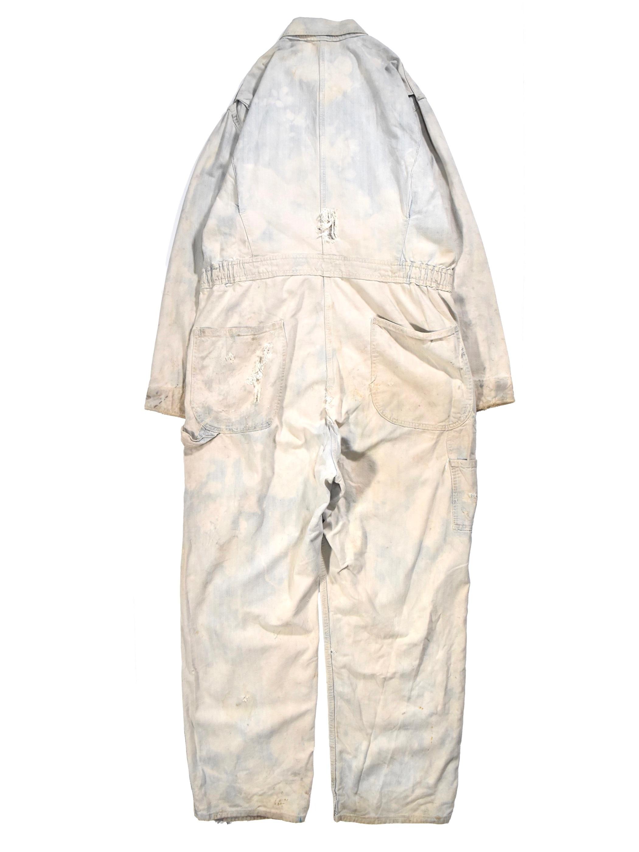 """""""BIG MAC"""" vintage painter jump suits / ビッグマック ビンテージ ペインター ジャンプスーツ"""