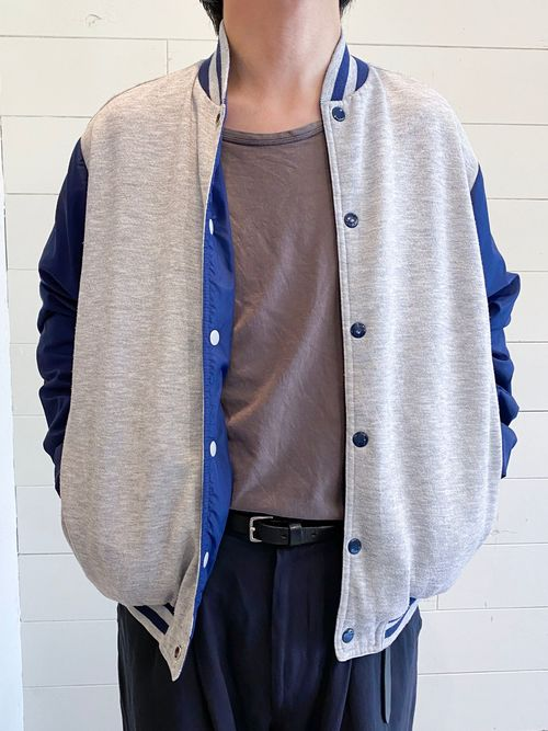 90's NIKE reversible award jacket