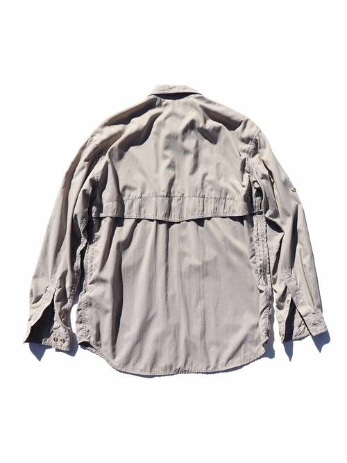 00's THE NORTH FACE ナイロンシャツ [S]