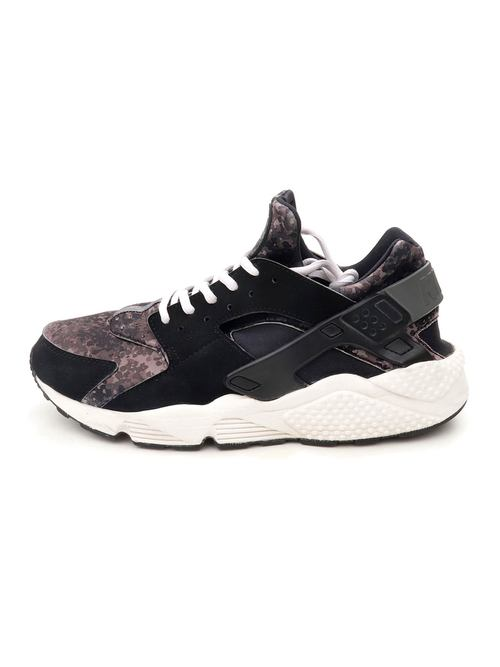 "'14 NIKE AIR HUARACHE ""SNOW CAMO"" [US12]"