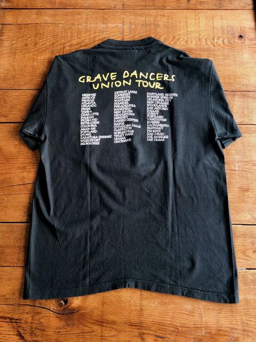 SOUL ASYLUM/Grave Dancers Union Tour 1992 T-shirt