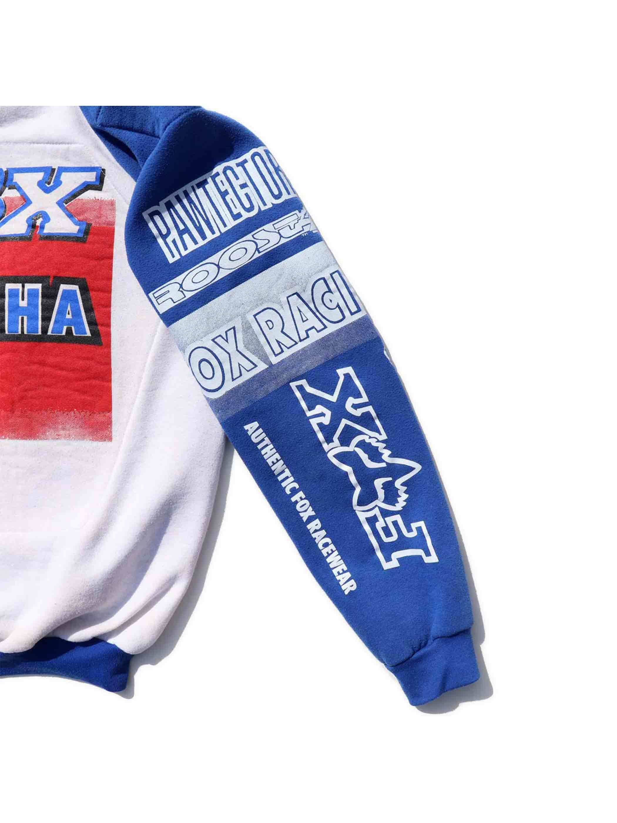 80's~ FOX RACING モトクロス レーシングスウェット [20]