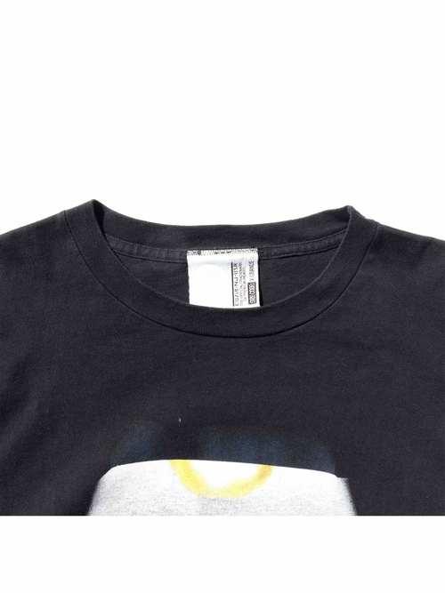 90's ECHO UNLTD USA製 グラフィティプリント Tシャツ [XL]