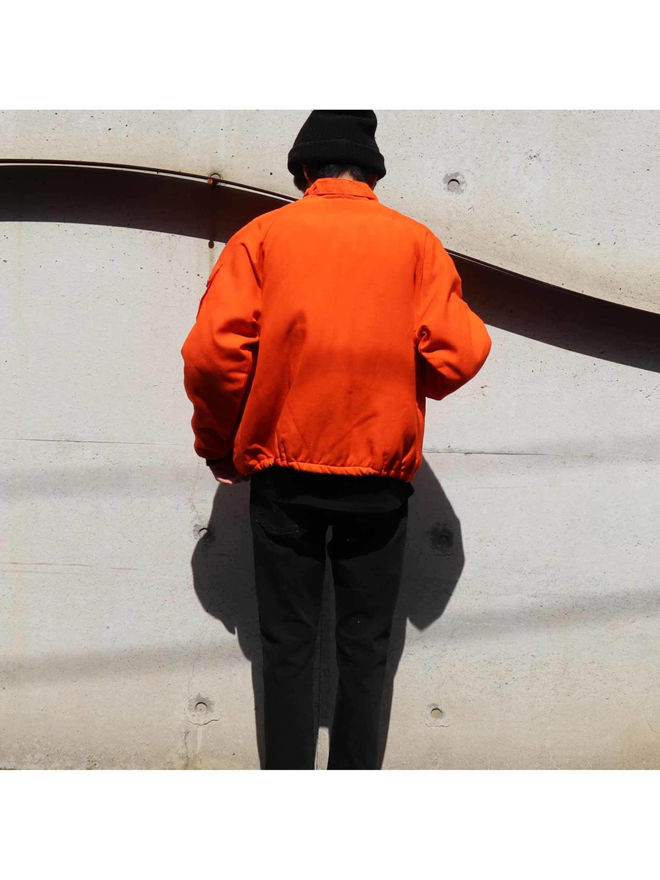 80's WORKRITE USA製 ノーメックス パディングジャケット [M]