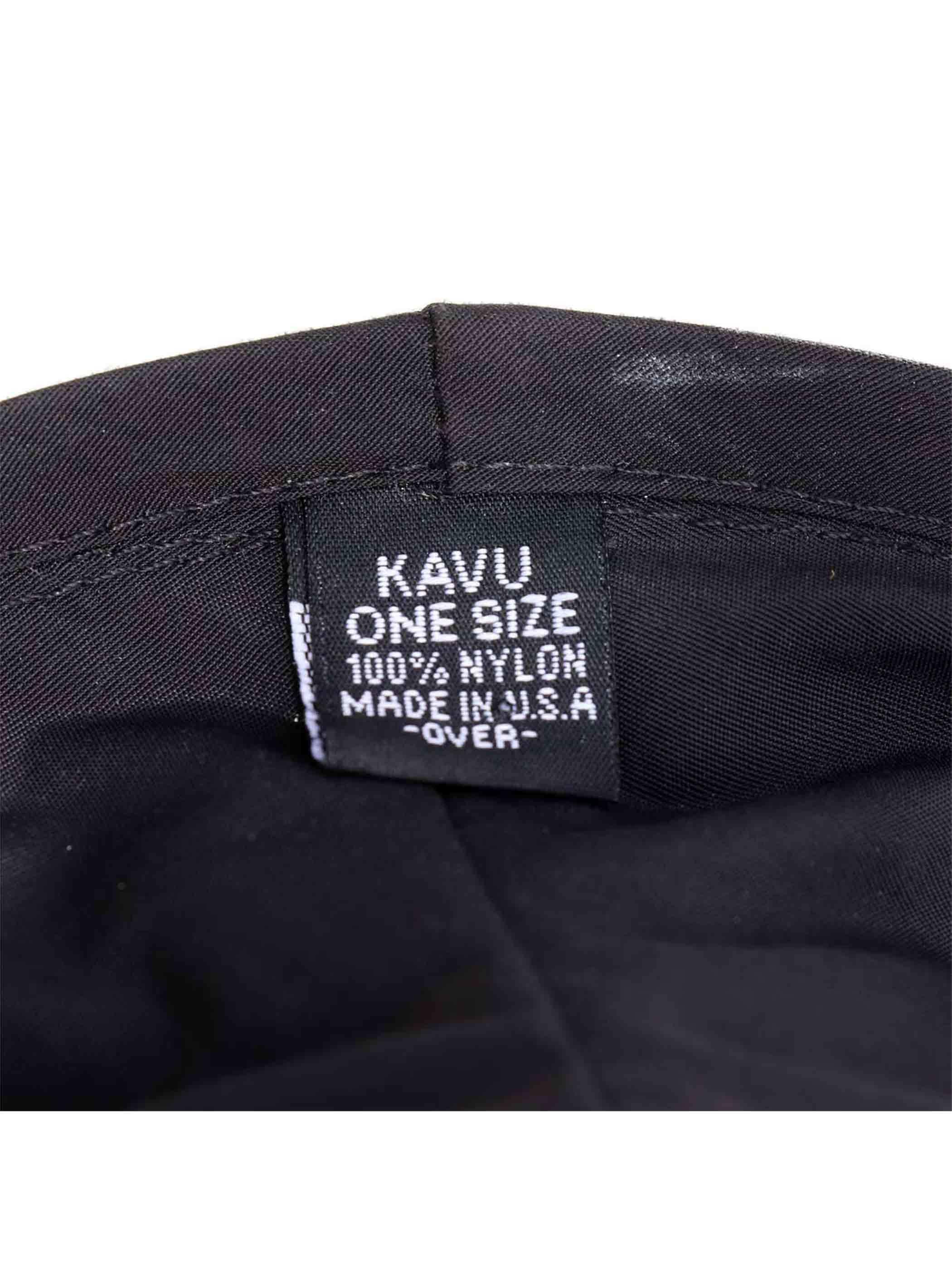 00's KAVU USA製 フィッシャーマンチルバ サンハット [FREE]