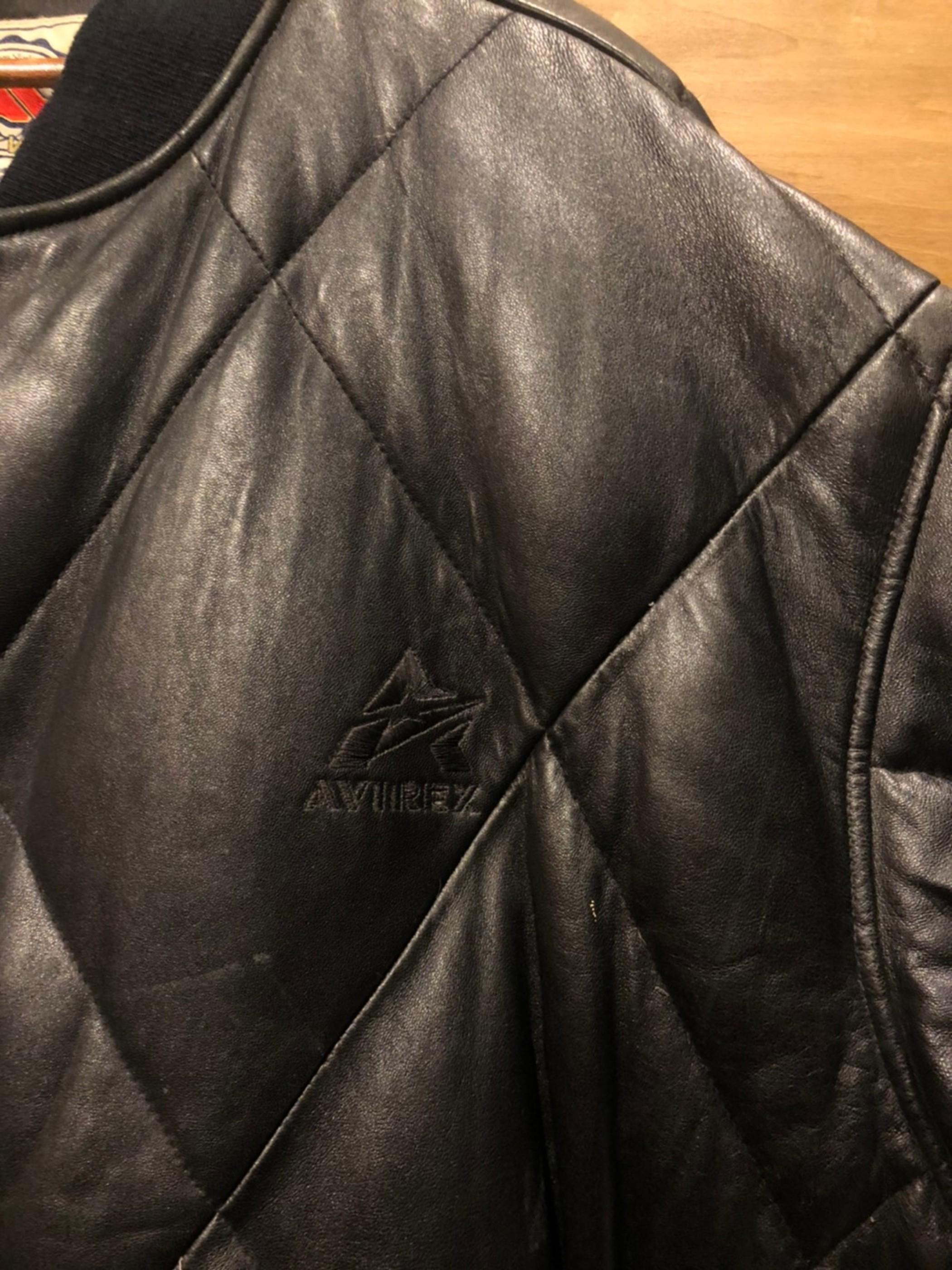 ジャケット [2XL] 90's AVIREX