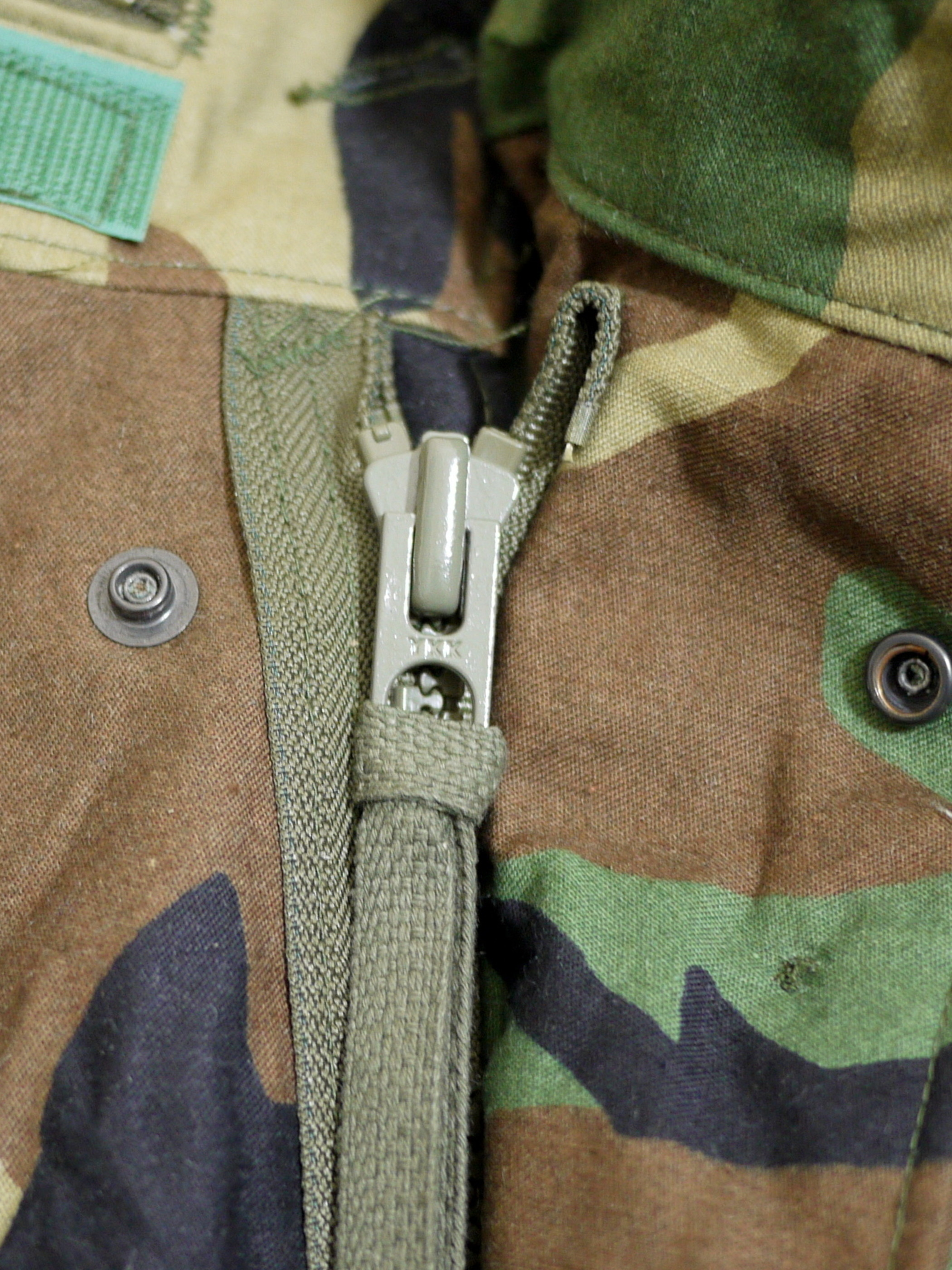U.S.ARMY 1990's M-65 Field jacket SizeXS-XS