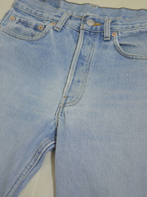 """Levi's 1990's 501 """"Made in USA"""""""