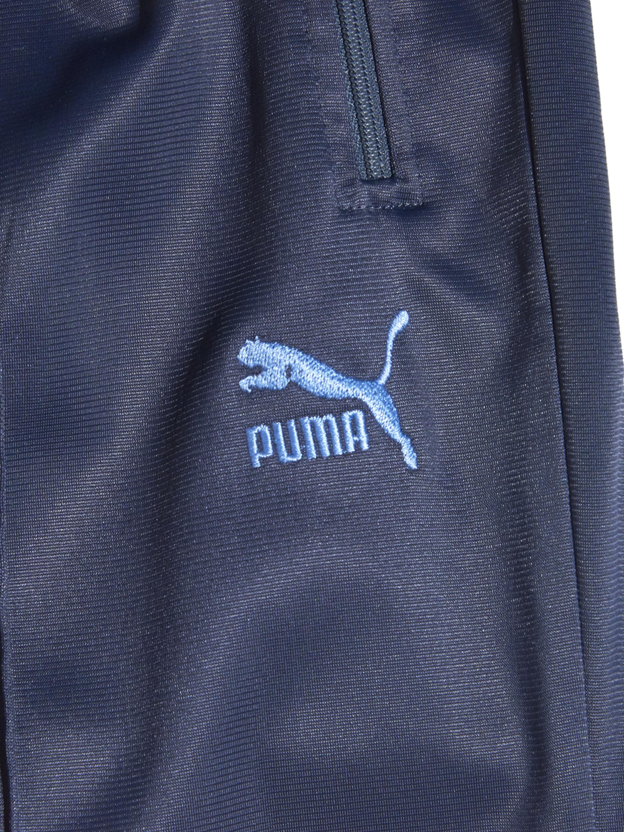 """1990s """"PUMA"""" track pants -GREY-"""