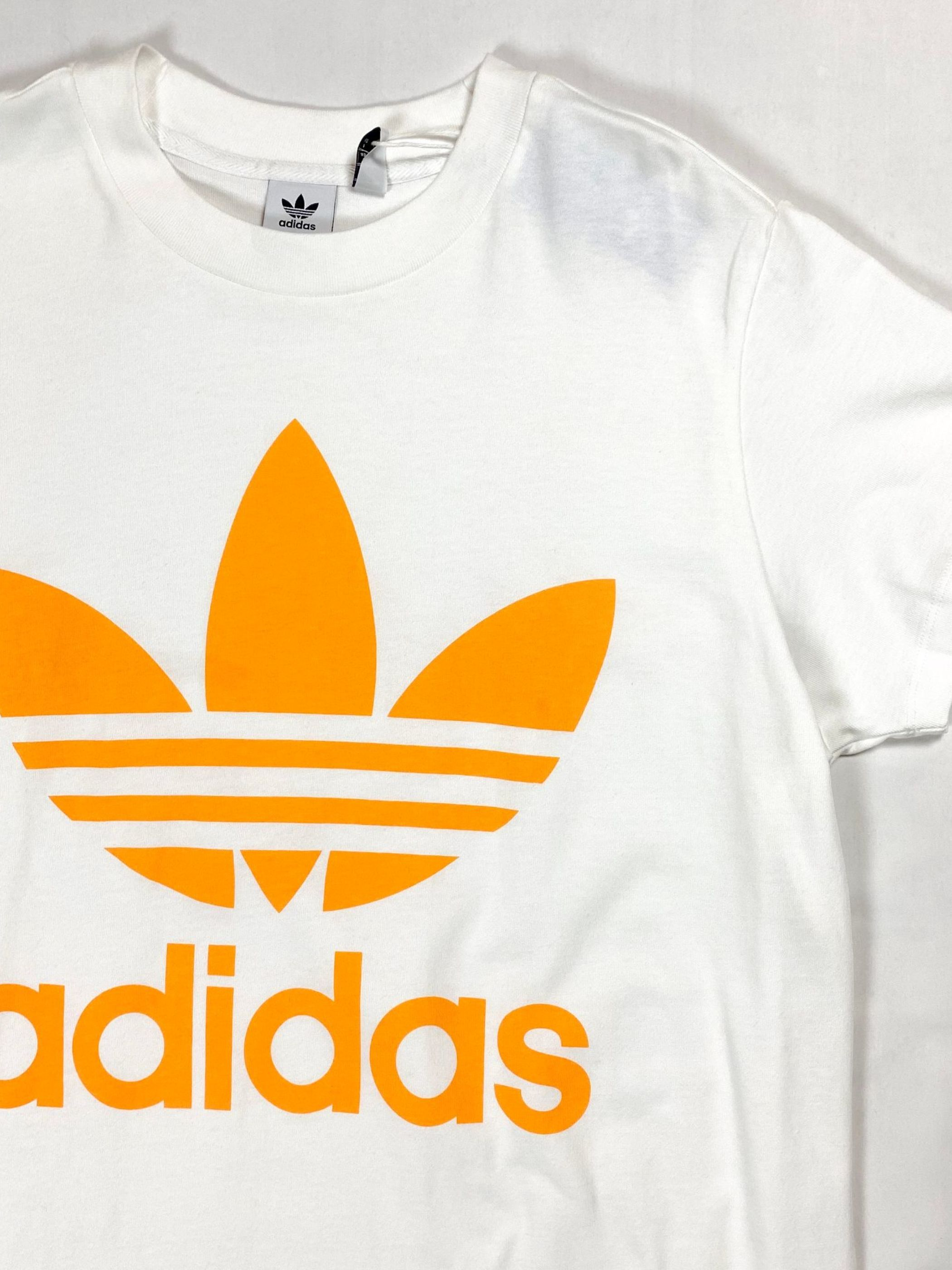 """""""NEW"""" adidas trefoil print tee"""