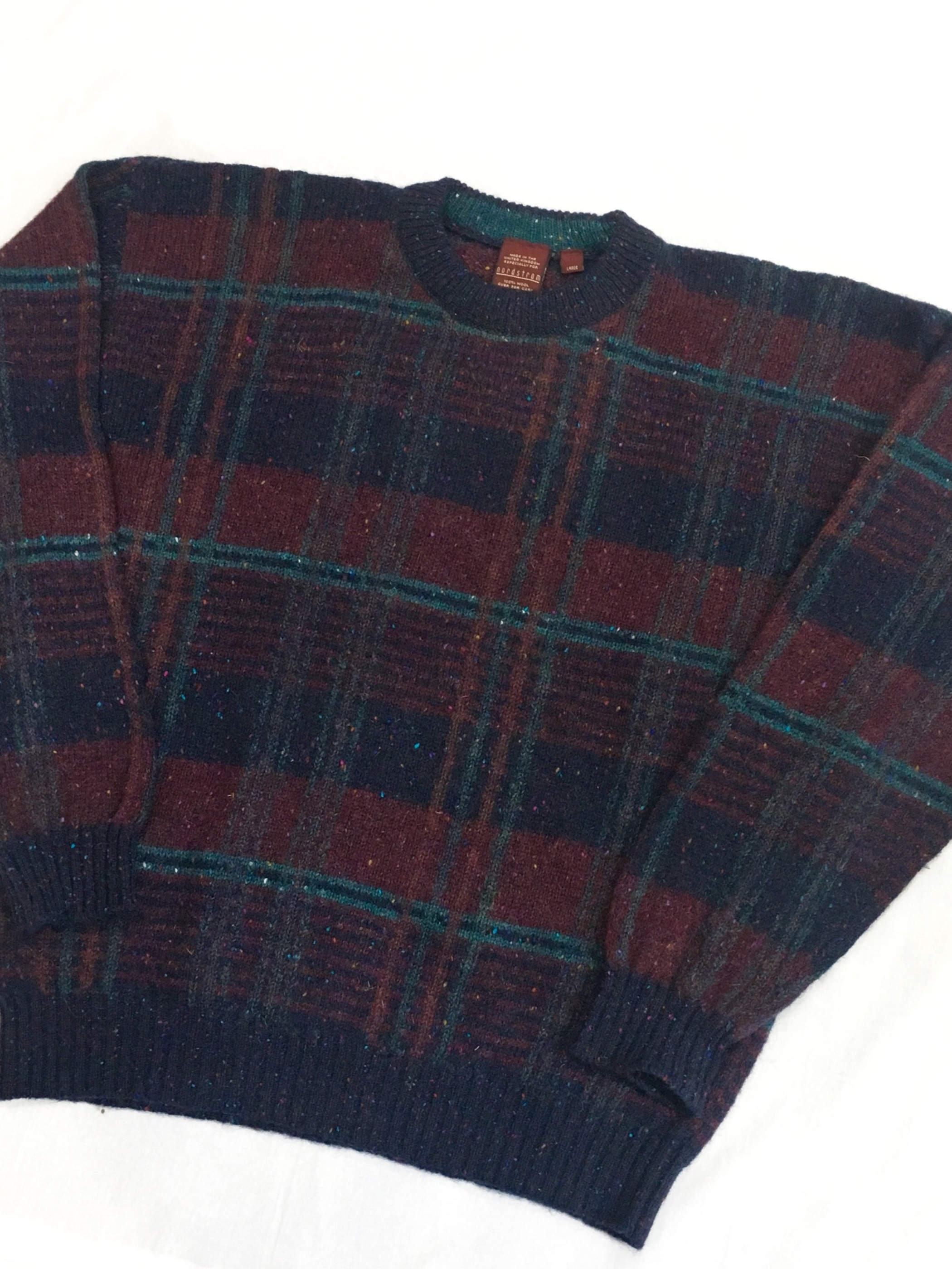 nordstrom mix wool sweater