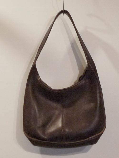 Old COACH Leather One shoulder Bag #2