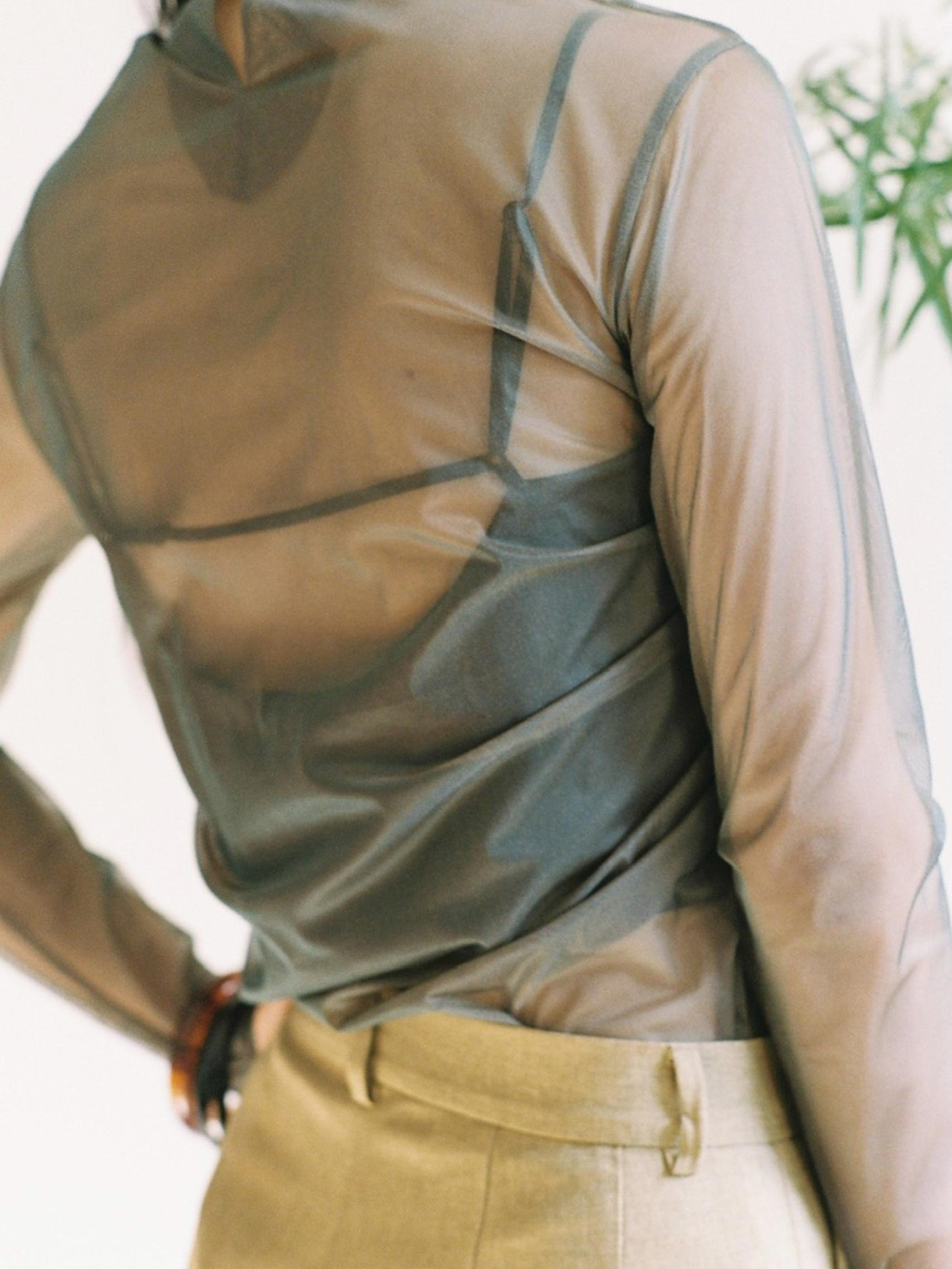 Triangle camisole