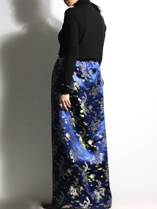 Chaina design long skirt
