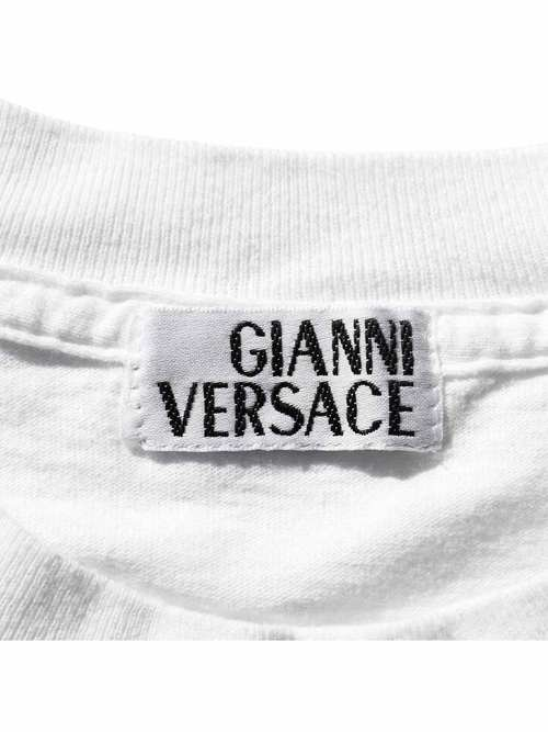 90's BOOTLEG GIANNI VERSACE Tシャツ [About L]