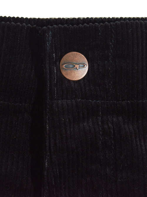 "1990s ""OP"" corduroy shorts -BLACK-"