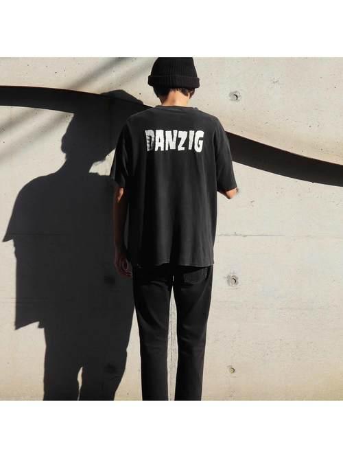 80's DANZIG USA製 Tシャツ [XL]