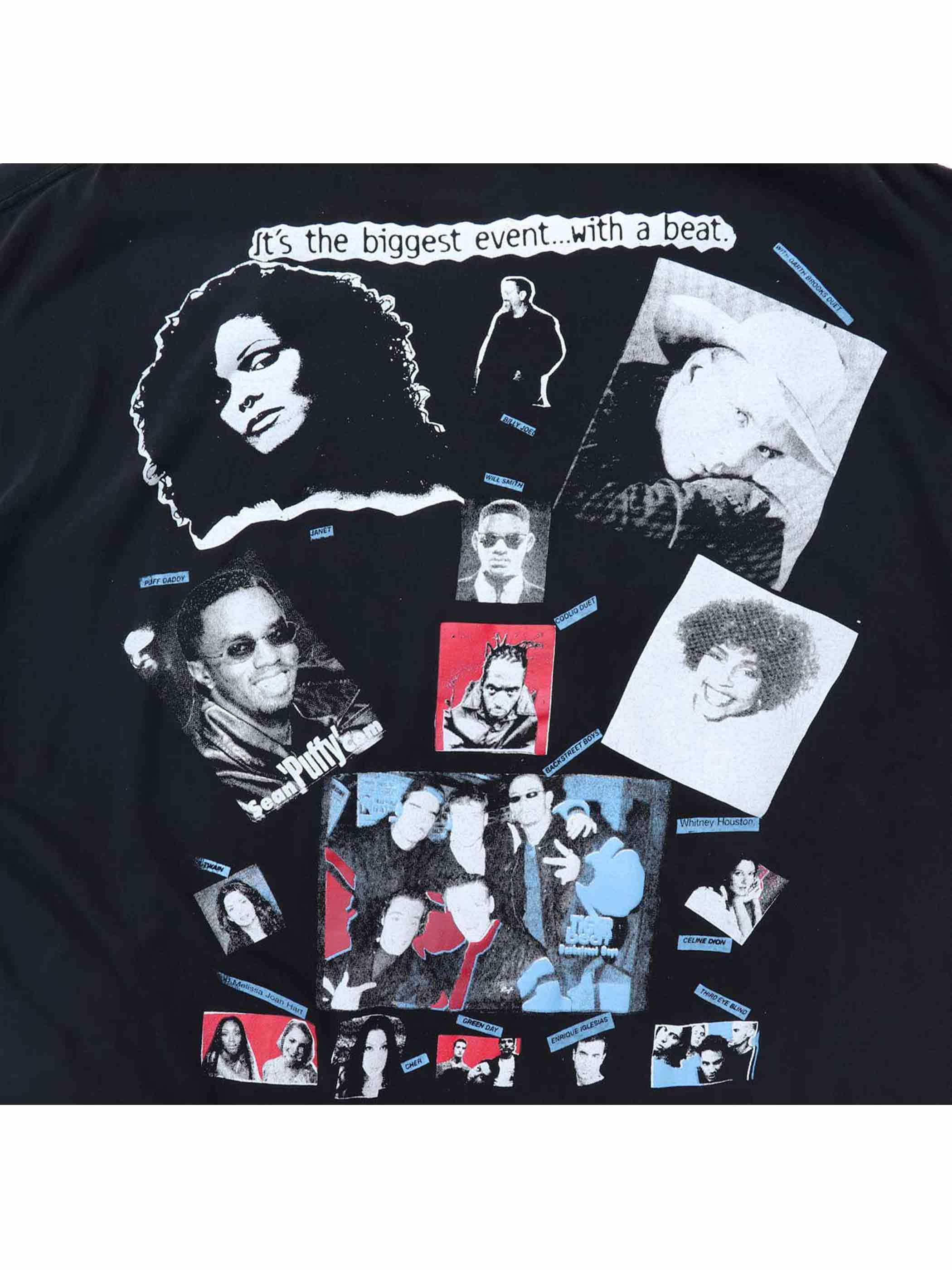 THE 26th AMERICAN MUSIC AWARDS '99 プロモTシャツ [About XL]