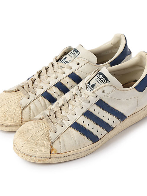 Used / Adidas / 1980's Vintage / Superster