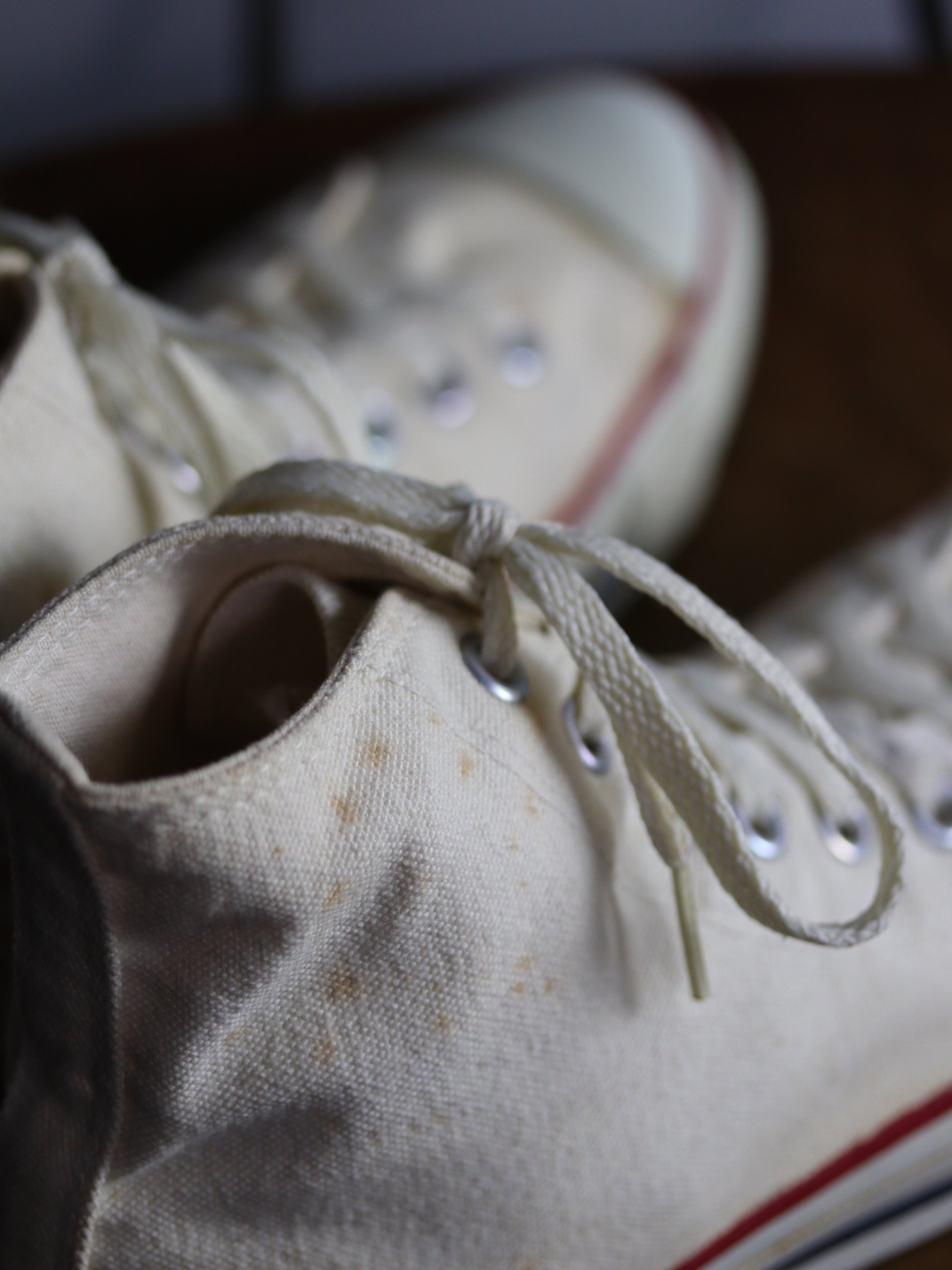 1990's Converse ALL STAR Hi / Made in USA / size 7 1/2