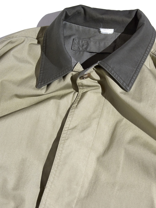 "1970s ""Willis & Geiger"" reversible field jacket -BEIGE×KHAKI-"